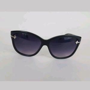 Louis Vuitton black plastic cat eye sunglasses